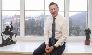 Artūras Zuokas. Mariaus Morkevičiaus (ELTA) nuotr.