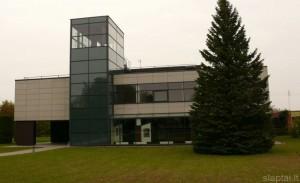Žuvinto administracinis pastatas