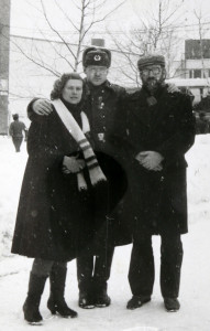Maskva. 1994 metų gruodis