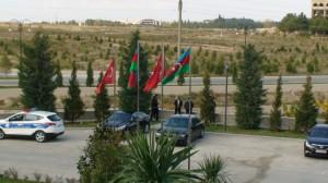 Azerbaidžano vėliavos