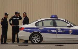 Giandžos policija