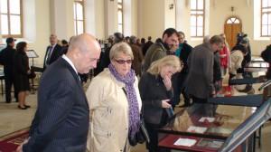Goi gou gyvenvietės muziejuje - buvusi Lietuvos ambasadorė Halina Kobeckaitė