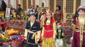 Nepakartojami azerbaidžaniečių vaikai