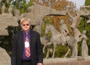 Nizami mauzoliejaus parke