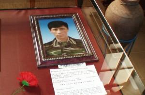 Už Azerbaidžano nepriklausomybę žuvusio kario nuotrauka