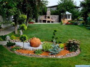 Danutės ir Vidmanto Mažeikų sodyba, Kalno Gražionių kaimas, Radviliškio rajonas
