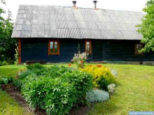 Inos Reginos ir Mintauto Varkauskų sodyba, Norvaišų kaimas,Utenos rajonas