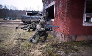 Vokietijos kariai pratybose Lietuvoje (3)