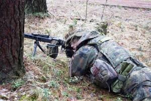 Vokietijos kariai pratybose Lietuvoje (5)