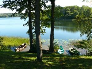 Pakaso ežeras