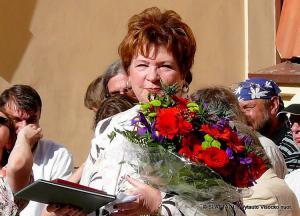 Poetė Janina Degutytė