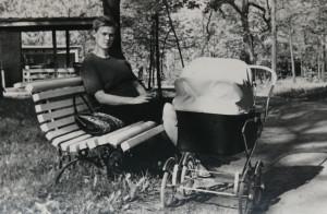 Dar tuomet, kai aš miegodavau vežimėlyje