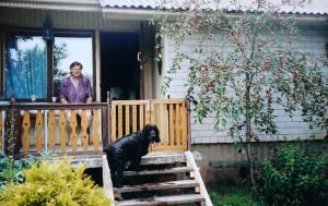 Mama labai mylėjo sodą