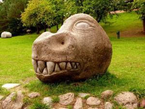 Vilnojos skulptūros (4)