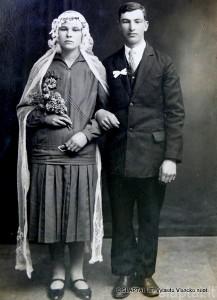 Vestuvinė nuotrauka