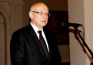 Doc. dr. Aldonas Pupkis, kurso draugas