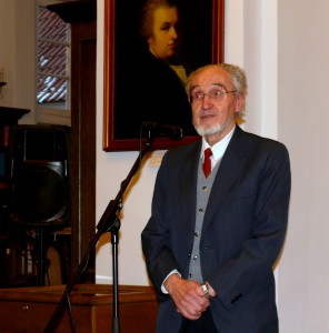 Doc. dr. Alfonsas Tekorius, germanistas