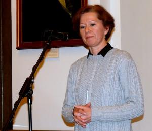Doc. dr. Lina Murinienė, LEU