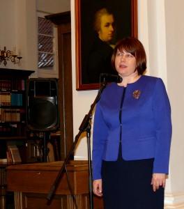 Doc.dr. Daiva Vaišnienė, LVKK pirmininkė