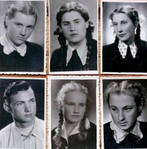 A. Marcinkevičiūtė, R. Vosyliūtė, A. Adomavičiūtė, A.Marcinonis, I.Milinavičiūtė, A.Ivanauskaitė