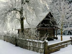 Klėtelė Kunigiškių kaime