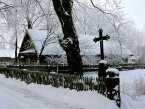 Kryžius Kunigiškėse