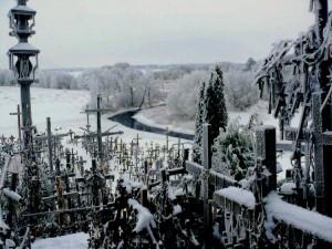Vaizdas nuo Kryžių kalno