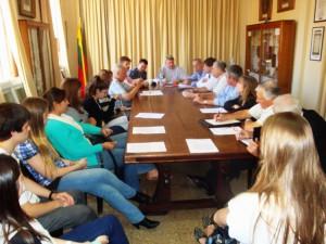 Lietuvos ambasada Argentinoje (6)
