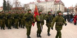 2016-ųjų lapkričio 23-ioji. Lietuvos kariuomenės diena (1)