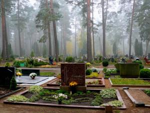 Alytaus Daugų kapinėse
