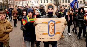 Moksleiviai - pas Joną Basanavičių (6)