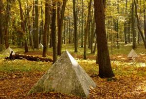 Genocido aukų kapai Vidzgiryje