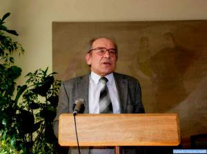 Filosofas K. Stoškus kalbėjo apie V. Kudirkos  Varpą ir nūdieną