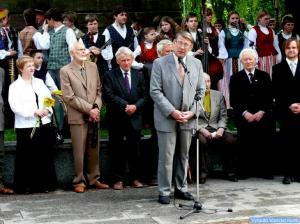 Kalba Kauno meras Kazimieras Kuzminskas