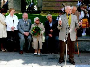 Publicistas V. Bražėnas kalbėjo apie deimantinę Lietuvą