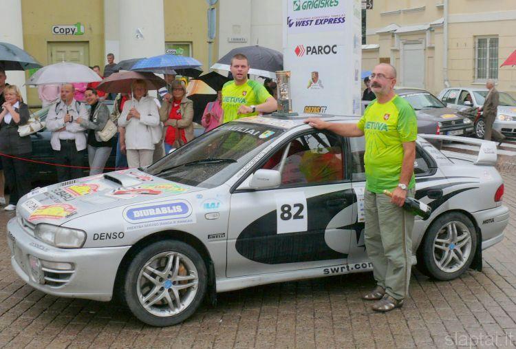 Automobiliais aplink Lietuvą (1)