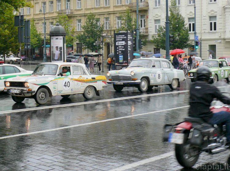 Automobiliais aplink Lietuvą (9)