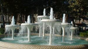 Baku fontanai. Slaptai.lt nuotr.