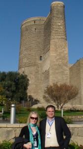 Senoviniai Baku bokštai. G.Visocko nuotr.