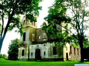 Bartninkų bažnyčios griuvėsiai