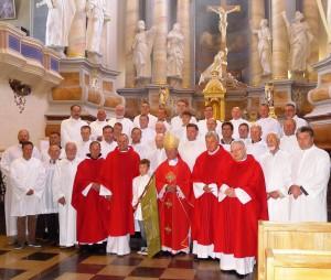 Šventė Kauno arkikatedroje bazilikoje (1)