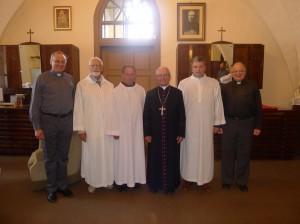 Šventė Kauno arkikatedroje bazilikoje (2)