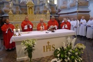 Šventė Kauno arkikatedroje bazilikoje (4)
