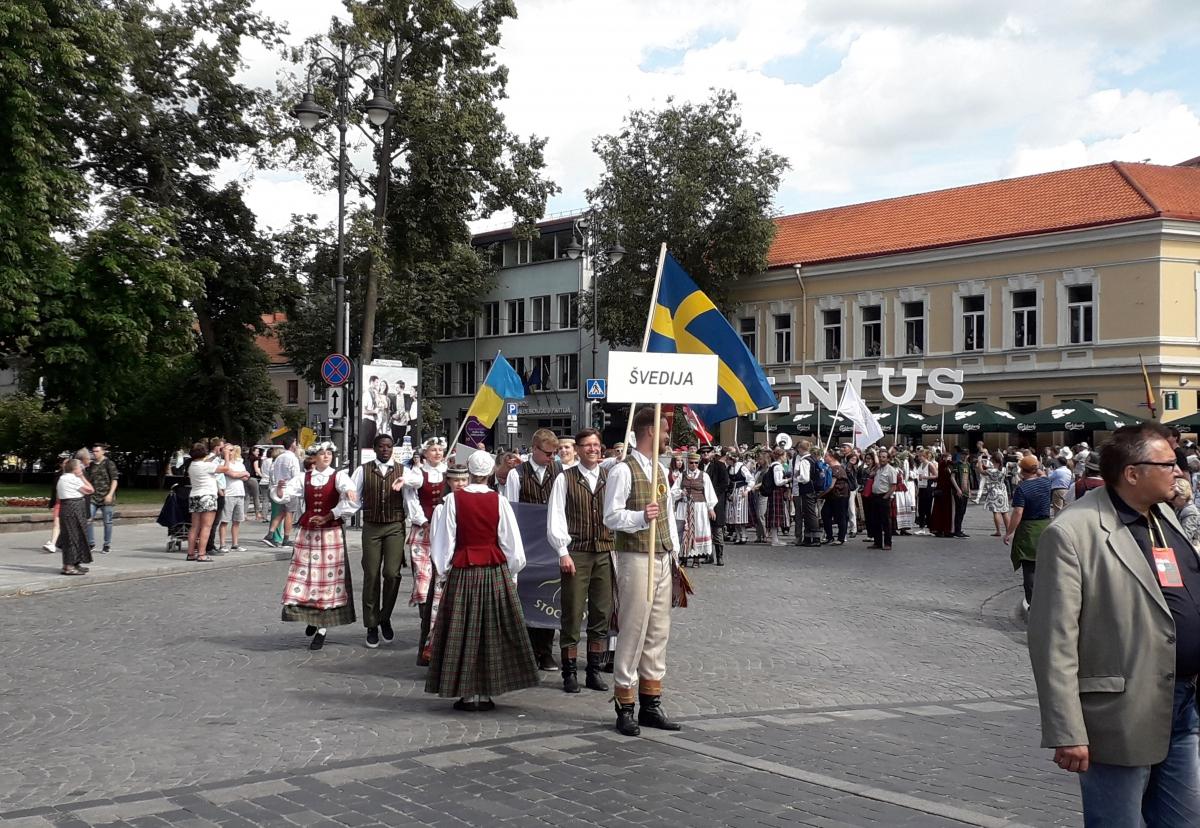 Švedijos lietuviai