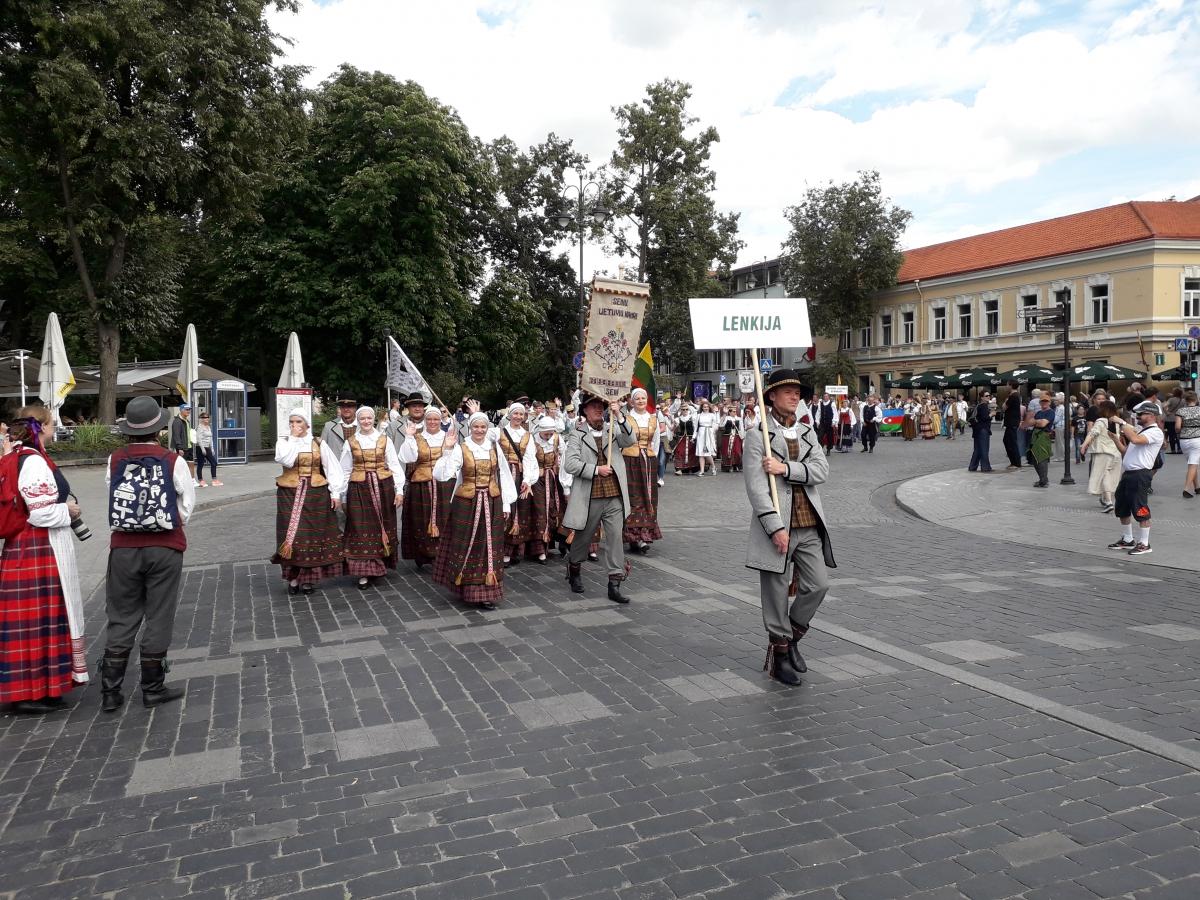 Lenkijos lietuviai