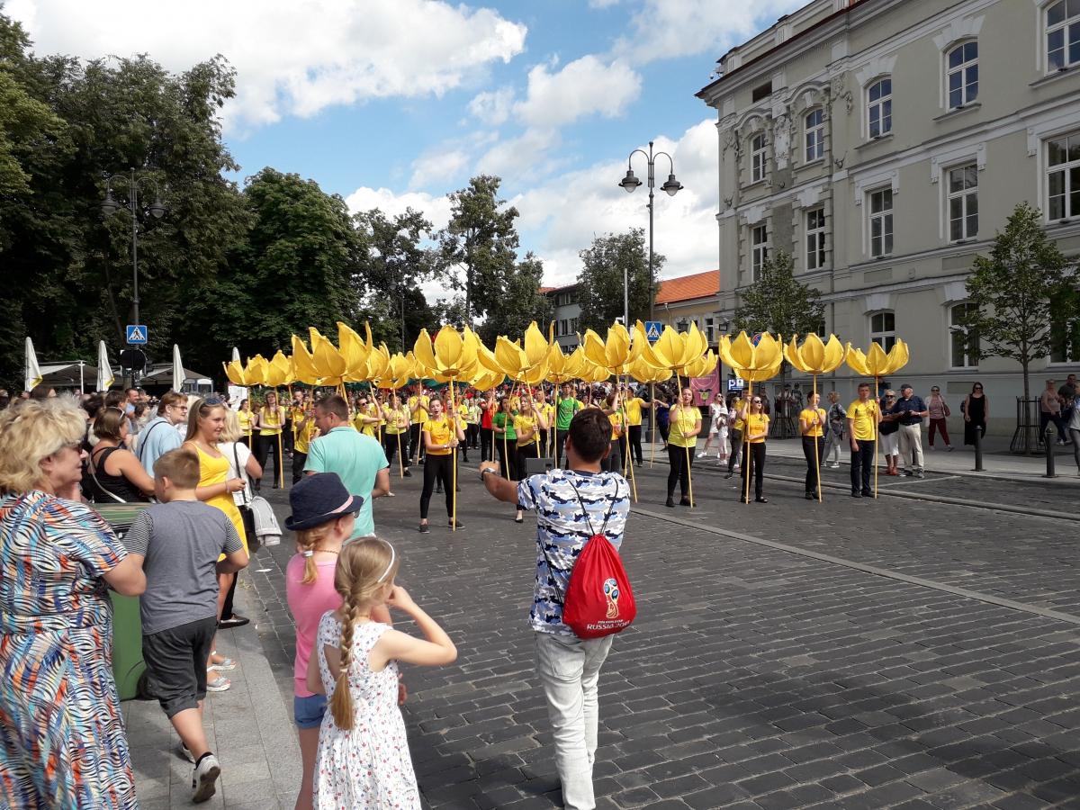 Liepos 6-oji - svarbi visiems lietuviams