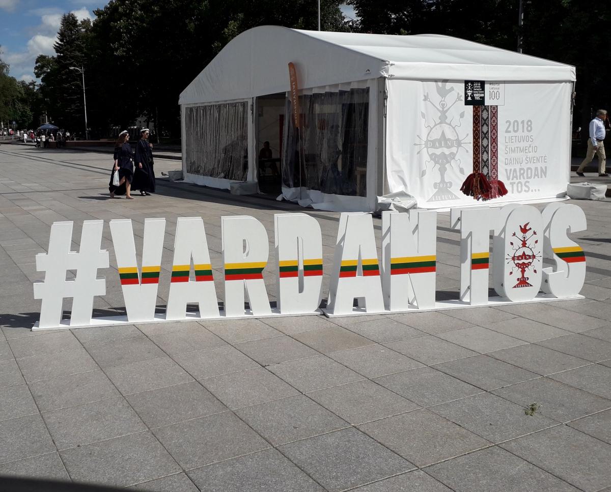 Vardan tos Lietuvos