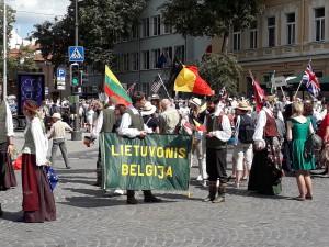 Belgijos lietuviai