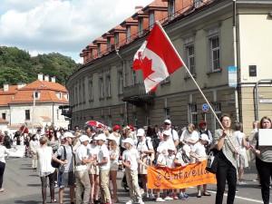 Kanados lietuviai