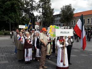 Rusijoje gyvenantys lietuviai
